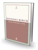 RATIONES RERUM 1 - Rivista di filologia e storia