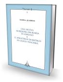 THEMATA ß 1 - UNA NUOVA ISCRIZIONE ONORARIA DI ADRIANO E IL SEBASTEION DI KESTROS IN CILICIA TRACHEIA