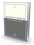 RATIONES RERUM 3 - Rivista di filologia e storia