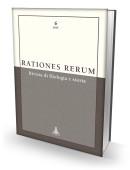 RATIONES RERUM 6 - Rivista di filologia e storia