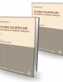 GIUSTINO - STORIE FILIPPICHE. EPITOME DA POMPEO TROGO
