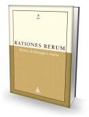 RATIONES RERUM 9 - Rivista di filologia e storia