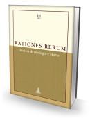 RATIONES RERUM 10 - Rivista di filologia e storia