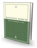 RATIONES RERUM 14 - Rivista di filologia e storia