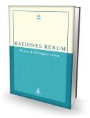 RATIONES RERUM 16 - Rivista di filologia e storia
