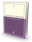 RATIONES RERUM 17 - Rivista di filologia e storia